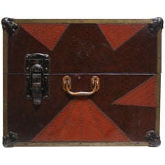Folk Art Performers Prop Trunk