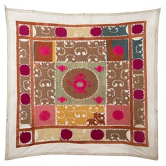Suzani Central Asian Rugs