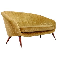 "Folke Jansson ""Tellus"" Sofa, 1950s"
