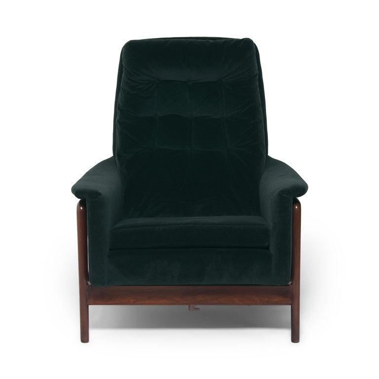 20th Century Folke Ohlsson Dux Profil Lounge Chair Set For Sale