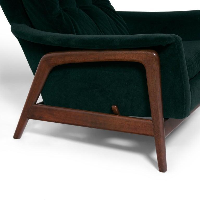 Folke Ohlsson Dux Profil Lounge Chair Set For Sale 1