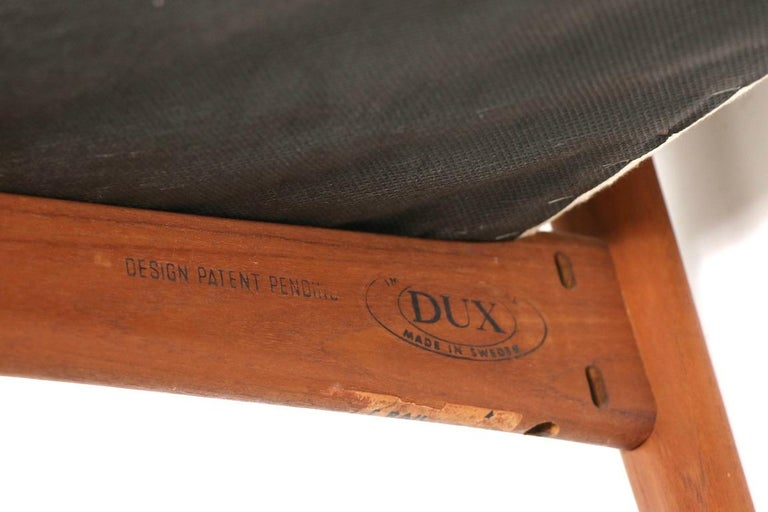 Folke Ohlsson for DUX Lounge Chair For Sale 3
