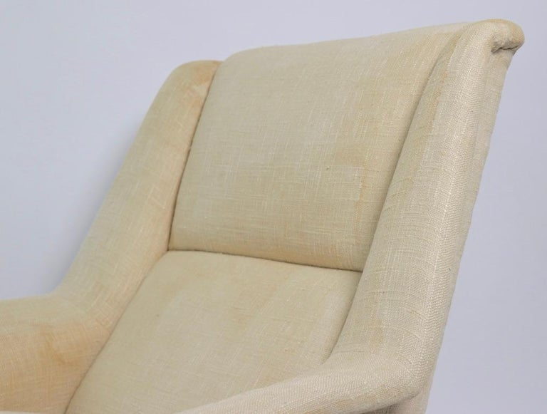 20th Century Folke Ohlsson for DUX Lounge Chair For Sale
