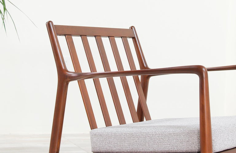 Folke Ohlsson Lounge Chair for DUX For Sale 5