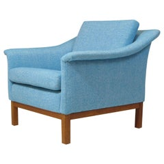 Folke Ohlsson Mid-Century Danish Lounge Chair