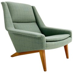 Folke Ohlsson Model 4410 Lounge Chair