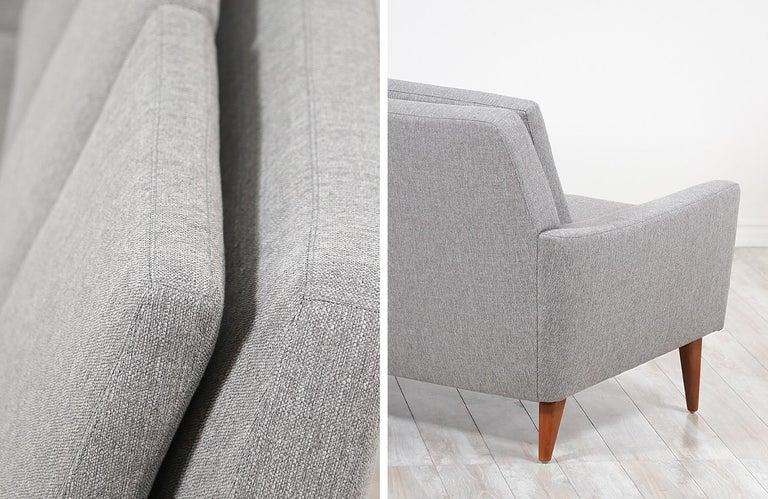 Folke Ohlsson Model 66-S4 Sofa for Dux For Sale 1