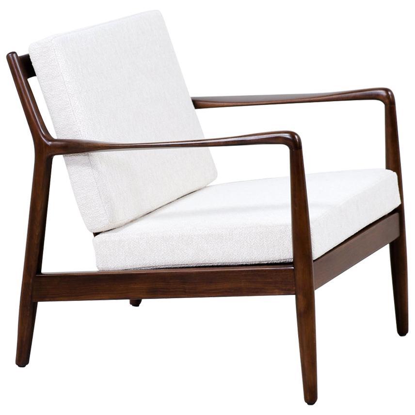 Folke Ohlsson Model USA-143 Lounge Chair for DUX