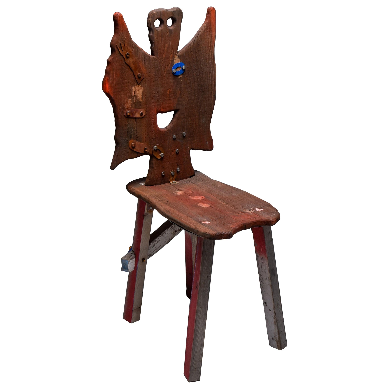 Folks 29 Chair by Serban Ionescu
