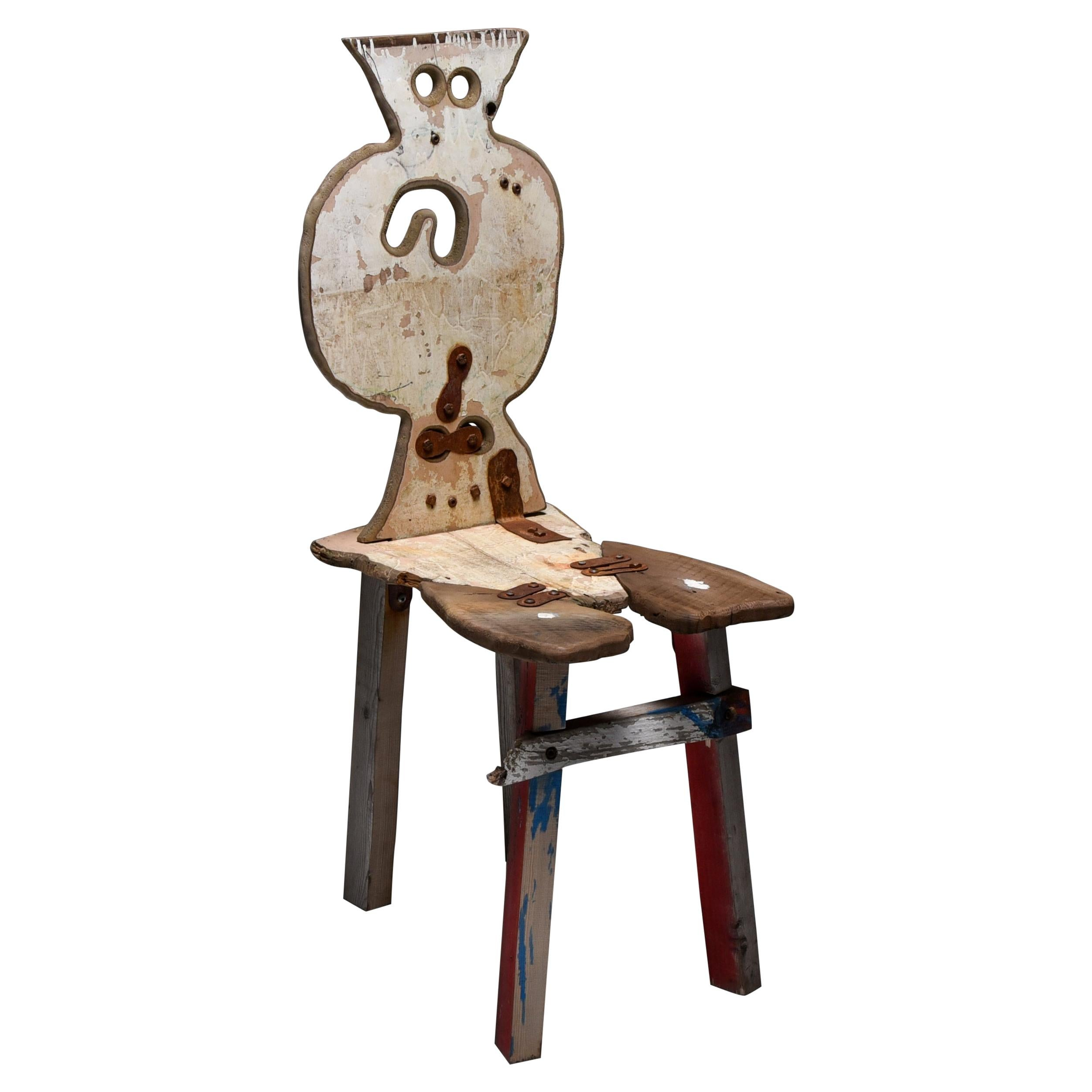 Folks 30 Chair by Serban Ionescu