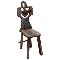 Folks 31 Chair by Serban Ionescu