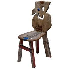 Folks 33 Chair by Serban Ionescu