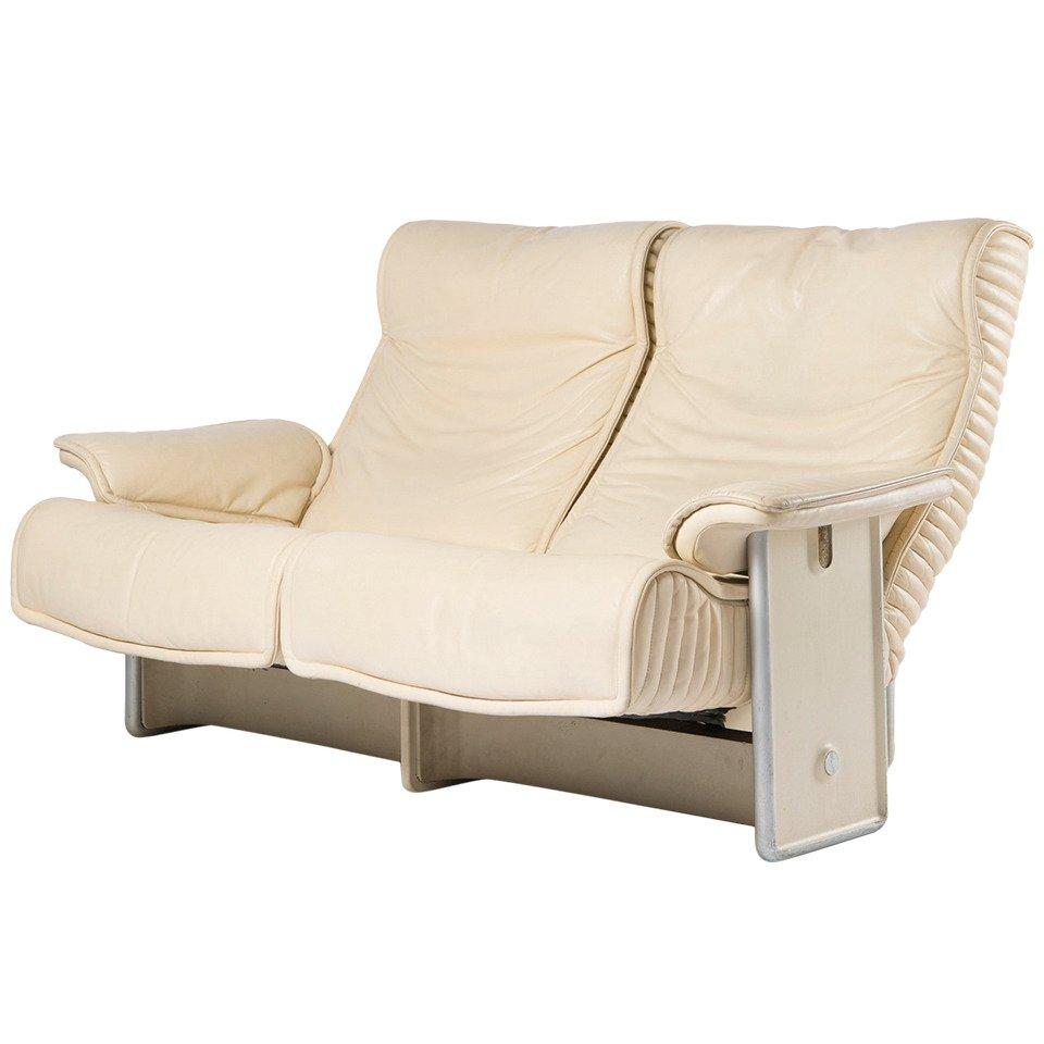 """""""Follow Me"""" Settee by Otto Zapf for Knoll"""