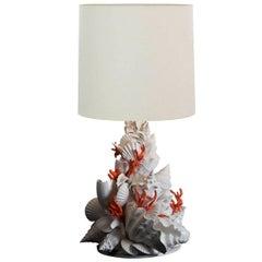 Fondo Marino Ceramic Lamp