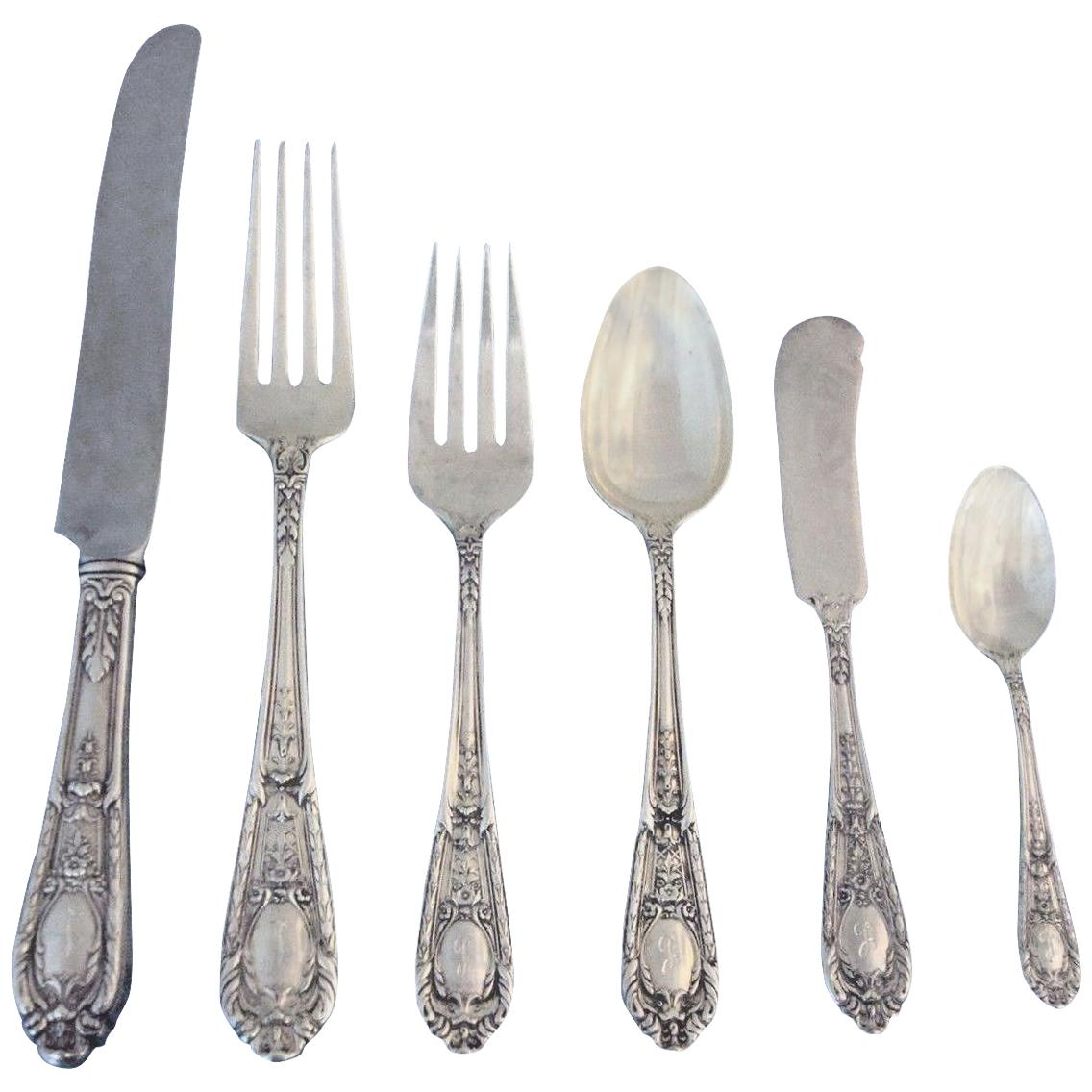 """Fontaine by International Sterling Silver Sugar Spoon 6/"""""""