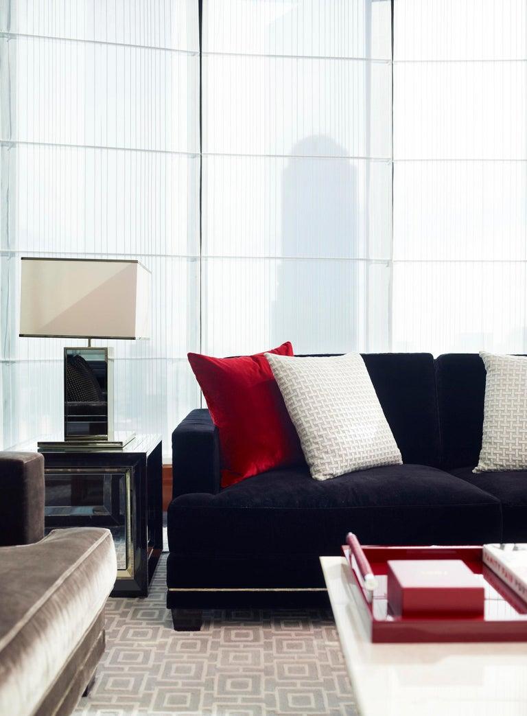Contemporary Fontaine Sofa For Sale