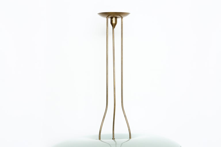 Fontana Arte Attributed Chandelier by Max Ingrand For Sale 7