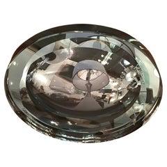 Fontana Arte Empty Pockets Mirrored Glass 1950 Italy
