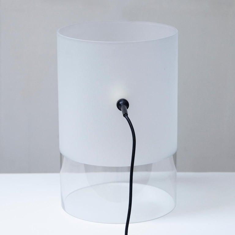 Italian Fontana Arte Fatua Table Lamp by Guido Rosati For Sale
