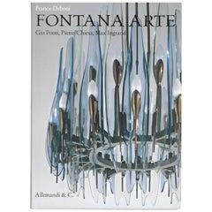 """""""Fontana Arte"""" Gio Ponti, Pietro Chiesa, Max Ingrand 'Book'"""