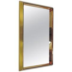 Fontana Arte Mod. 2172 Wall Mirror,Italy 1960s