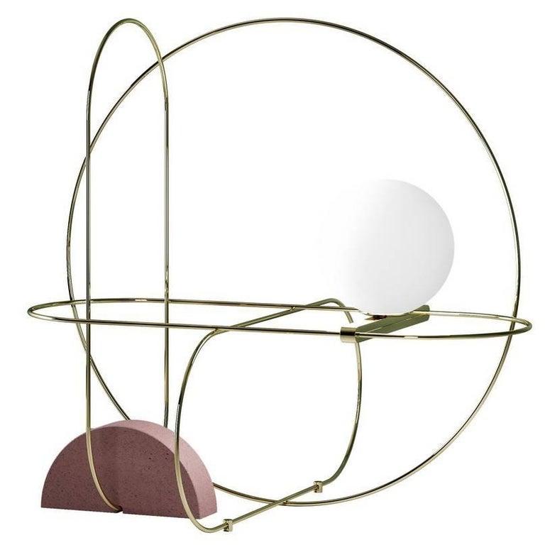 "Fontana Arte ""Setareh"" Table Lamp Designed by Francesco Librizzi"