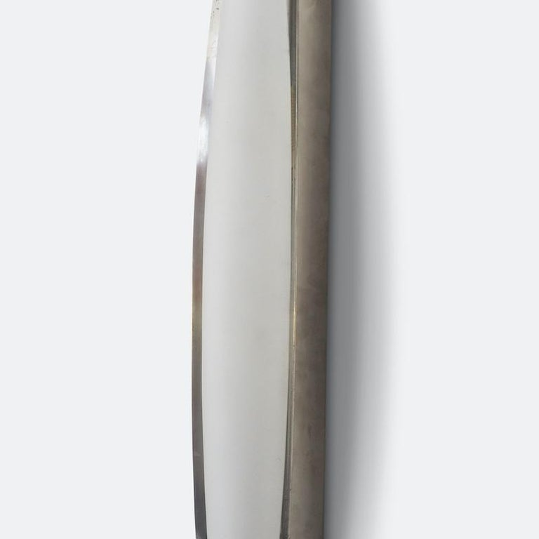 Fontana Arte Wall Light by Max Ingrand, Model 2254 In Good Condition For Sale In London, GB