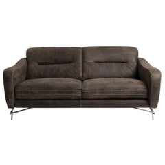 Fonzie 2-Seat Sofa Tribeca Collection by Marco and Giulio Mantellassi