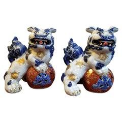 Foo Dogs, Late 20th Century