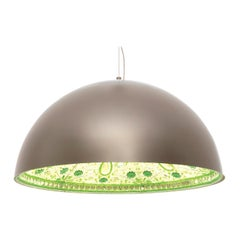 Fool Moon Green Chandelier by Banci