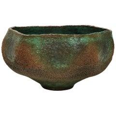 Footed Bowl by Dena Zemsky