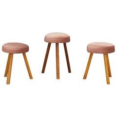 Footrests Vintage 1960-1970 Danish Design