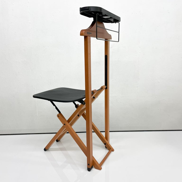 Foppapedretti Suite Valet Stand Chair Italian Modern For Sale 4