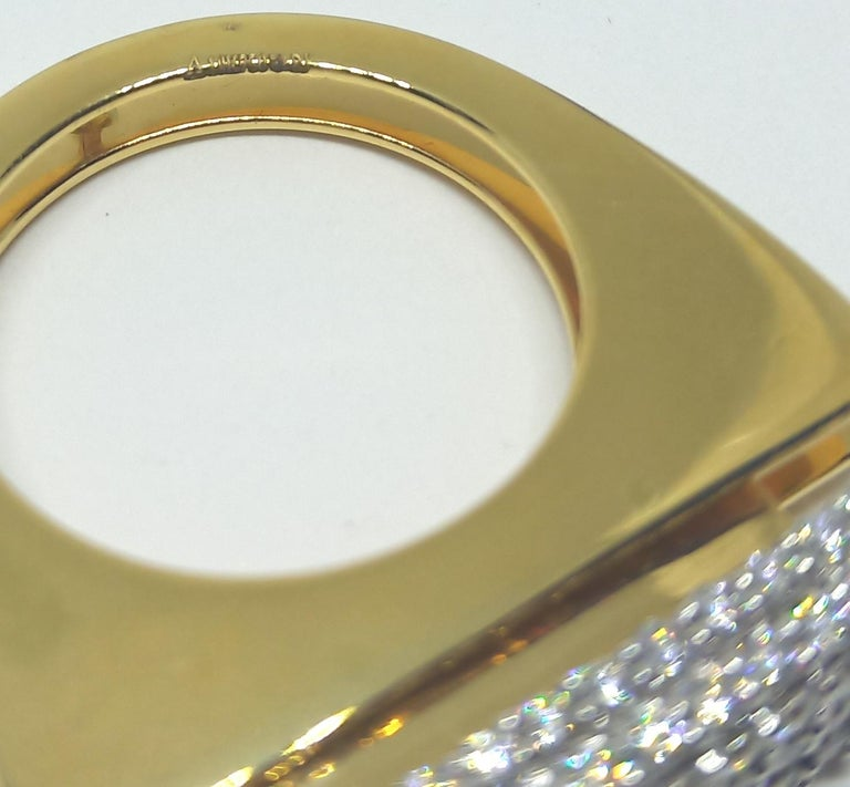 Ring for a Woman Who Created Heirloom in Her Vision to Be Handed Down for Gen-Ex For Sale 1