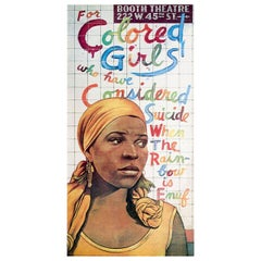 For Colored Girls Who Have Considered Suicide / When the Rainbow Is Enuf 1976