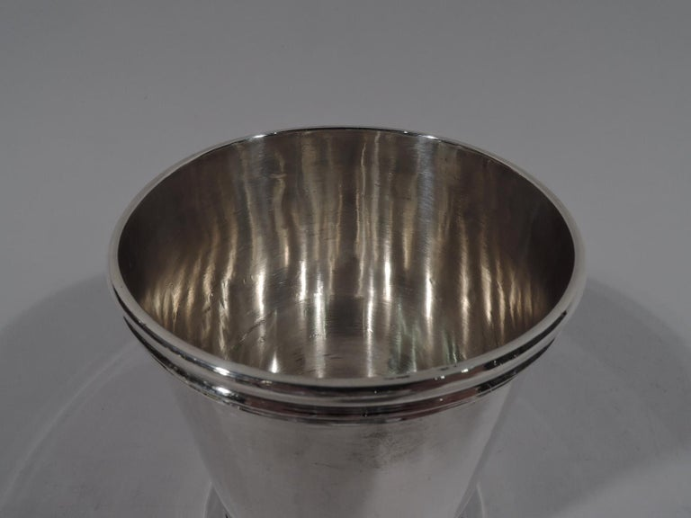 Modern For the Homesick Expat, Made-in-Mexico All American Mint Julep Cup