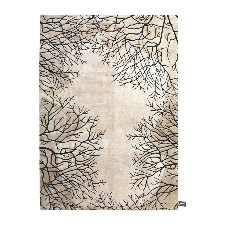 Forêt Rug by CC-Tapis For Sale
