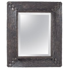 Forged Iron Mirror, 1940s