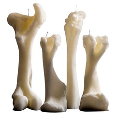 """""""Fork Handles"""" Contemporary Candles by Studio Morison for General Life"""
