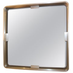 Forma Nova Italian Modern Steel Mirror