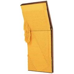 Formabesta, Caixal Yellow 2, Walnut and Merino Wool, Spain, 2018