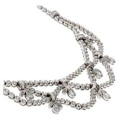 Formal Diamond Necklace