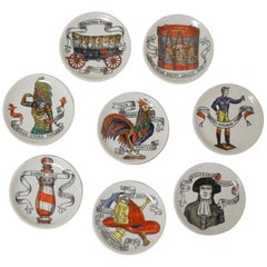 Fornasetti American Antiques Coasters