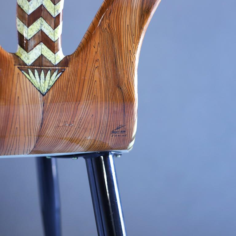 20th Century Fornasetti Chair