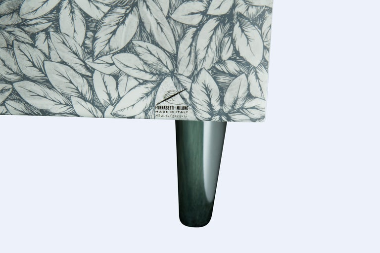 Fornasetti Curved Chest of Drawers Scimmie In New Condition For Sale In LOS ANGELES, CA