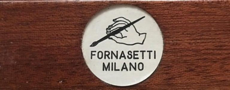 20th Century Fornasetti Piero (1913-1988) Commode Model