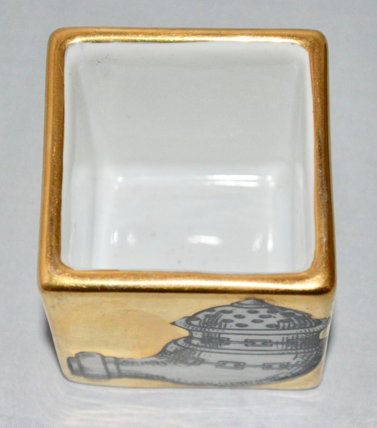 Mid-20th Century Fornasetti Pipe Holder For Sale