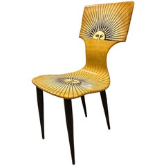 "Fornasetti ""Sole"" Chair"