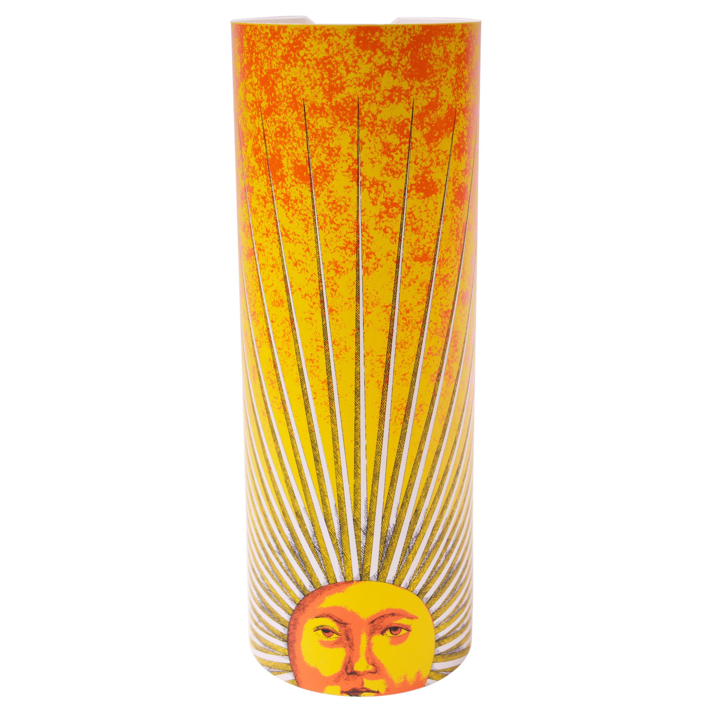 "Fornasetti ""Sole"" Table Lamp Produced by Antonangeli"