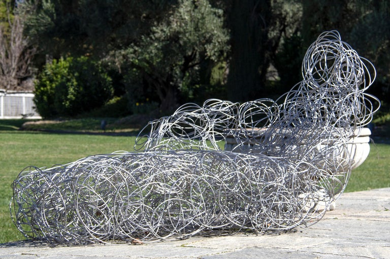 Forrest Warden Myers Abstract Sculpture - Pompeii